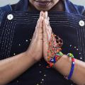 祈りの習慣を持つ